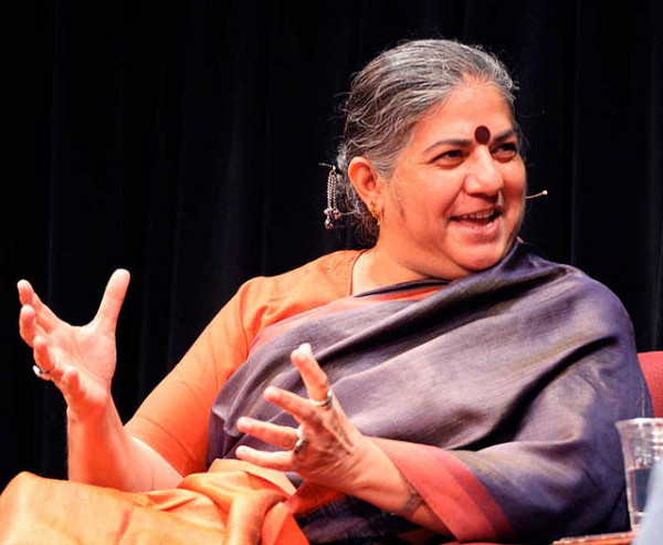 Earth Democracy. Interview with Vandana Shiva