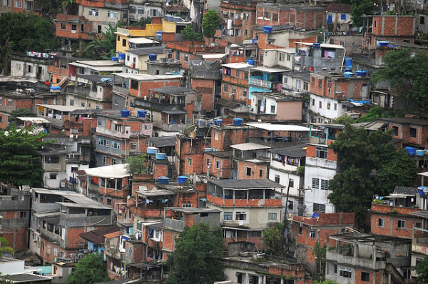 My World on Earth: Voices from the favela in Rio+20