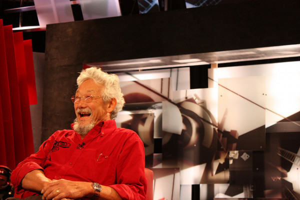 David Suzuki: why use nuclear power to boil water?