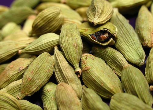 Κάρδαμο: Elettaria cardamomum (L.) Maton