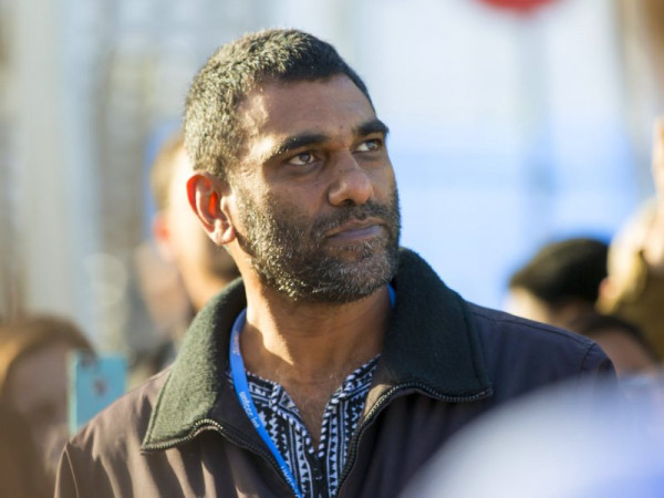 Kumi Naidoo: let the youth be our climate leaders!