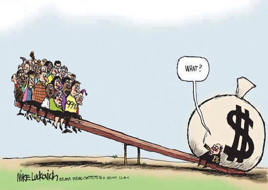 Ανάπτυξη σημαίνει ξέπλυμα των ανισοτήτων;